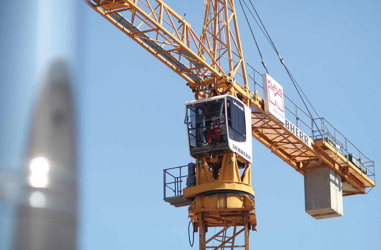 Große Baufirmen klaus bau und immobilien in münchen und augsburg