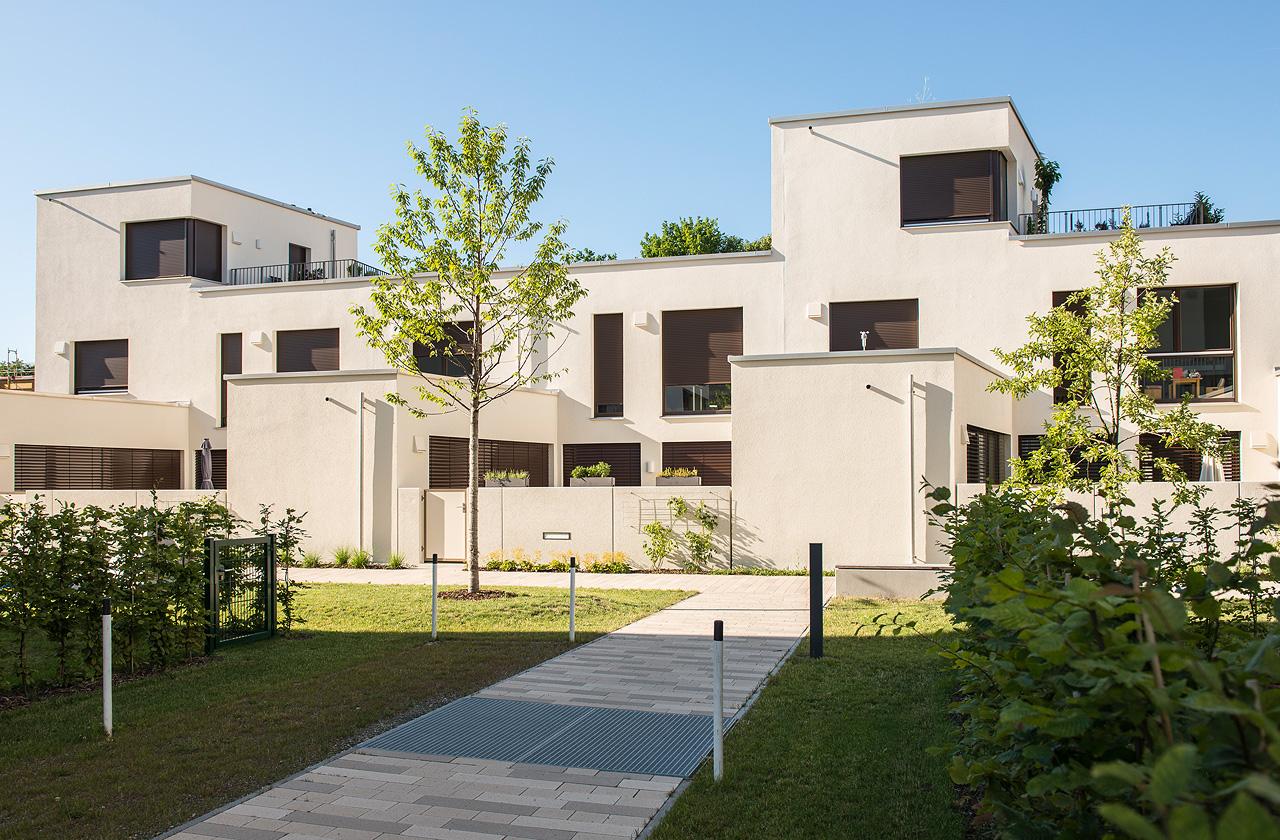 Atriumhaus München klaus immobilien und wohnungen in münchen und augsburg geschoss